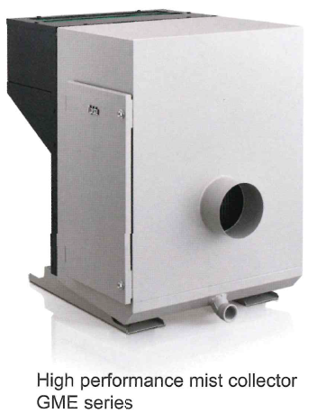 GME-R Series Mist Collectors (Colectores de Neblina)