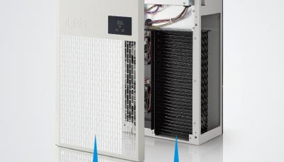 ¡PRESENTANDO! Serie ENC GR-PRO de enfriadores para paneles de control APISTE.