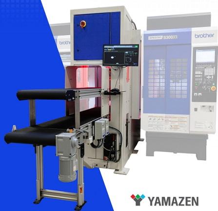 ¡Nuevo! Solución Integral para Automatización del Proceso de Maquinado con YAMAZEN!