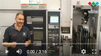 ¡PRESENTANDO! Video de la linea TCC de tornos con grúa Takisawa