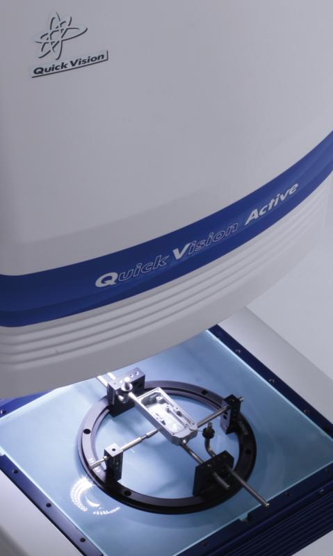 Todo sobre Quick Vision de Mitutoyo; visión rápida que mejora el método de inspección de calidad.