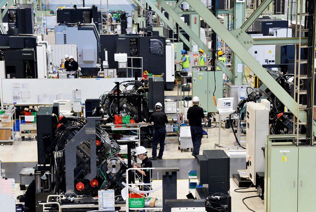 Máquinas Herramienta de alta precisión. Desde Japón, entrega directa en México