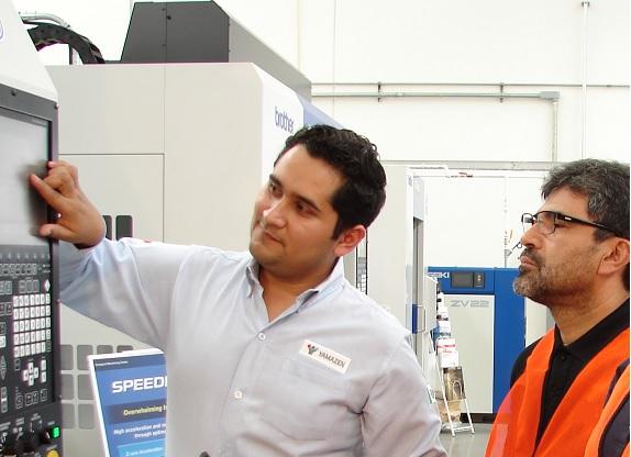 Resolviendo retos en procesos de maquinado. Centros Compactos CNC BROTHER