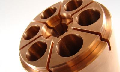 Herramientas de corte para maquinado de cobre