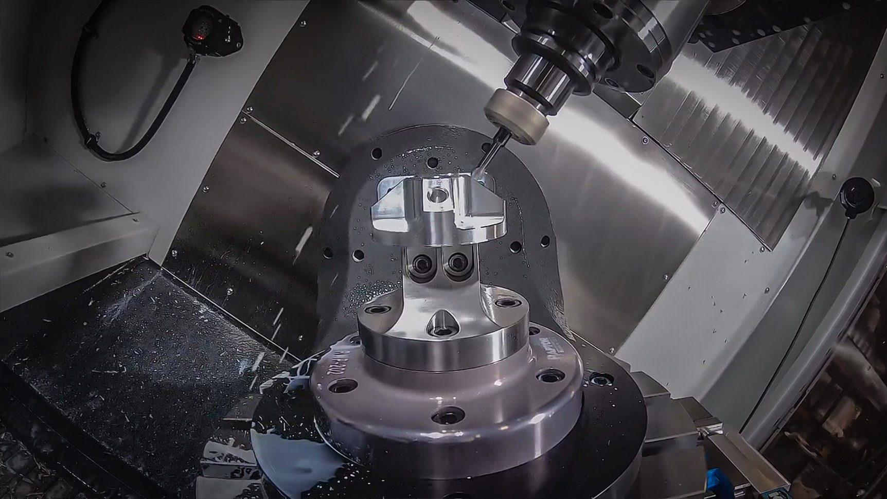 Máquina CNC precio en México a partir de $50,000 USD