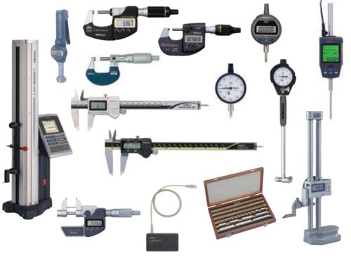 Instrumentos de medición por tipos y características en México