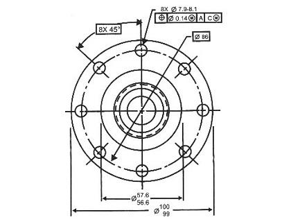 Sobre la correcta comprensión de GD&T y su relevancia dentro de los procesos de Fabricación*