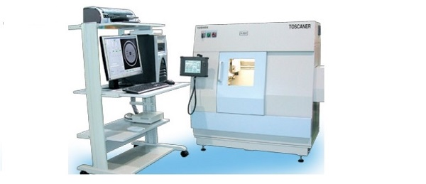 X Ray inspection on metal working and the TOSHIBA CT Scans