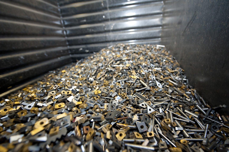 Herramientas de corte de carburo de tungsteno, ¿cómo son fabricadas?