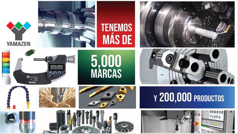 Servicios Industriales Yamazen; especializados en la industria metalmecánica