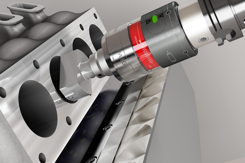 Bore Gauges f/CNC (Medidores de Orificios p/CNC)