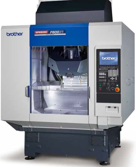 'Speedio' F600X1 CNC Machining Center (Centro de Maquinado)