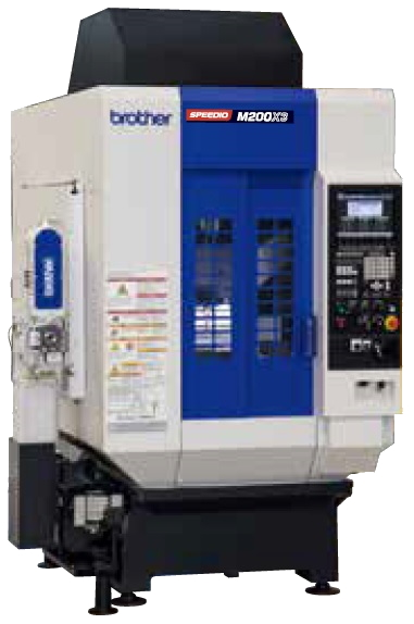Speedio' M200X3 / M300X3 CNC Machining Center (Centro de Maquinado)