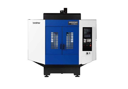 ¡PRESENTANDO! CNC SPEEDIO W1000Xd1