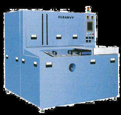 CLOVA HYDROCARBON ONE-BATH CLEANING MACHINE (Lavadora Industrial d/Imersión CLOVA)
