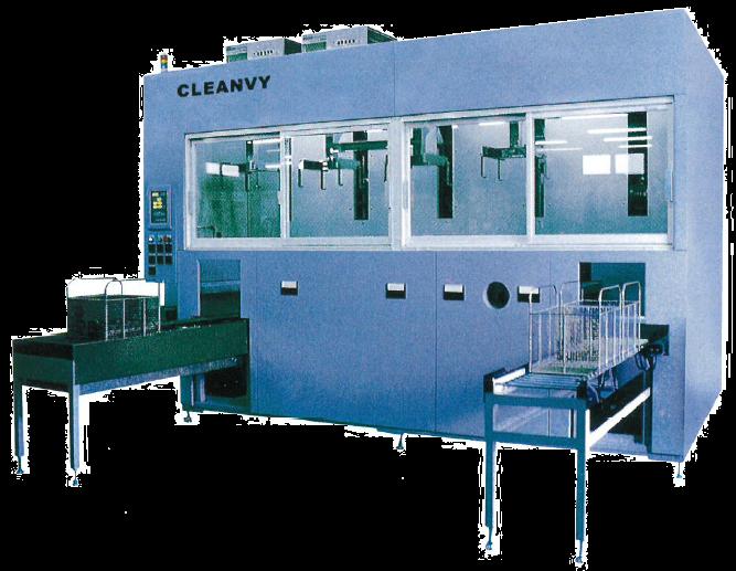 HEARVY HIDROCARBON ONE-TANK VACUUM VAPOR CLEANING MACHINE (Máquina Lavadora por Vacío HEARVY)