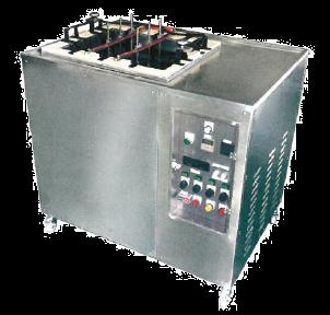 MOLD ELECTROLYTIC CLEANING MACHINE (Lavadora para Moldes por Electrólisis en Inmersión)