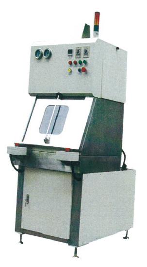NON-POWER ROTATING CLEANING MACHINE (Máquina Lavado Rotatoria)