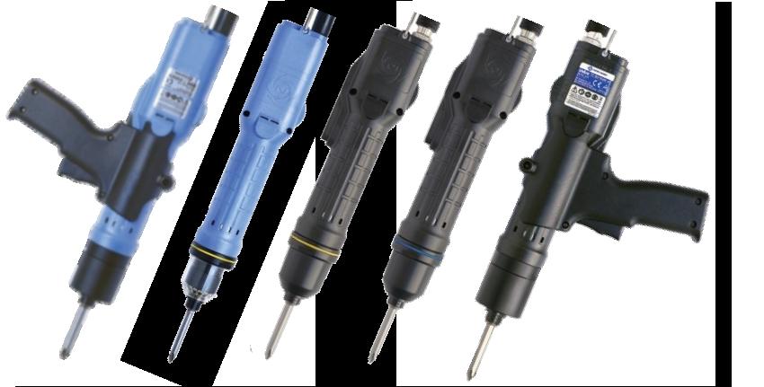 Destornilladores de Torque Controlado s/Carbones)- DLV Brushless Series Screwdrivers
