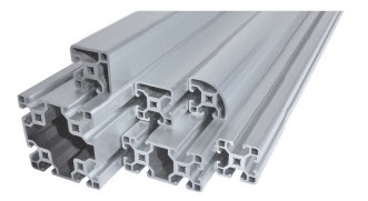 NEW! Aluminum Beam Structure Systems.