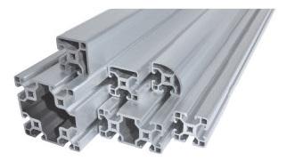 ¡NUEVO! Sistemas Estructurales de Perfil de Aluminio