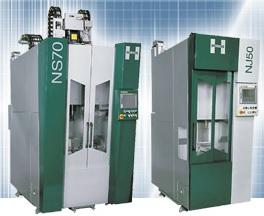 N Series CNC Machining Centers (Centros de Maquinado)