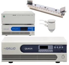 QUAVA Series Ultrasonic Systems (Sistemas Ultrasónicos)