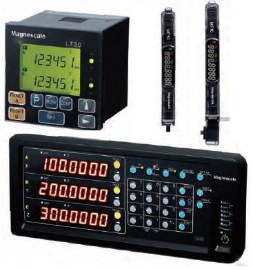 Series MF / LT / LY Monitores Numéricos Digitales