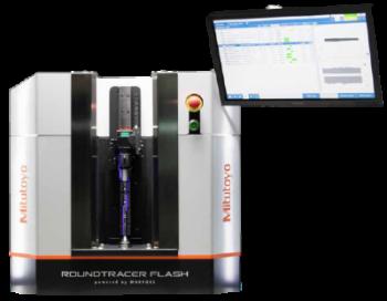 ROUNDTRACER FLASH MEASURING SYSTEM (Redondímetro)