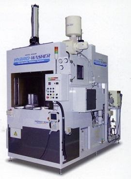 Hybrid Type Washer (Lavadora NC Tipo Híbrido)