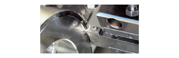 WHETHER MILLING OR TURNING THE BEST AEROSPACE SOLUTION