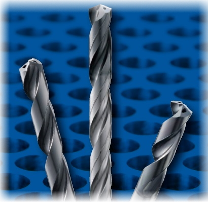Carbide Drills for Titanium ADO-SUS (Brocas carburo p/Titanio)