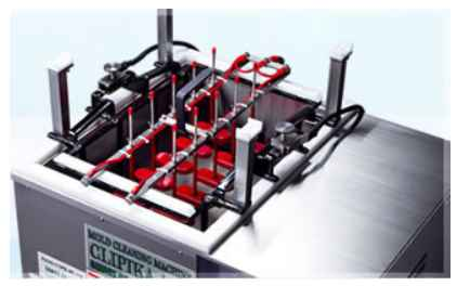 CLIPIKA ACE Mold Cleaning Machine (Lavadora de Moldes)