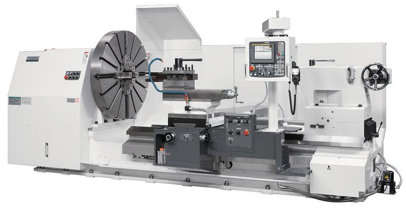 TAC / TSL / TAL Series CNC/Manual Convencional