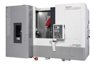 TMX Series Multi-Tasking CNC Lathe/Machining Centers