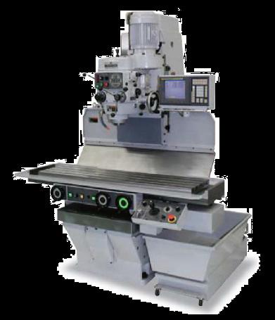 Fresadora Uso General - GENERAL PURPOSE MILLING MACHINE